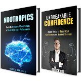 Free Kindle Book -  [Self-Help][Free] Unbreakable Confidence Box Set: Handy Hacks and All-Natural Smart Drugs to Boost Your Confidence Lever and Brain Performance (Effective Habits)
