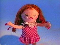 doll on the island of misfit toys