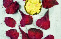 Baked Peppery Dill Beets with Southern Devilled-Egg Dip | Edible Communities #yearofthebeet #growfromseed