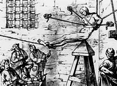 Throughout history, there have been quite a few brutal torture techniques used. Here are a few that were found particularly horrible: The Tub The victim would be left in a tub or bath with only their ...