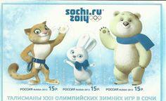 Talismans of Sochi