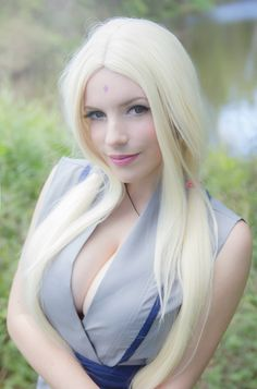 The fifth hokage: Tsunade by katyuskamoonfox on DeviantArt