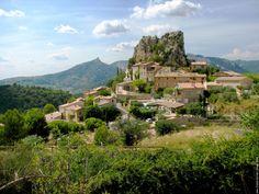 village de la Drôme