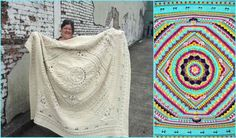 Sophie's Universe Afghan [Free Pattern] | Your Crochet