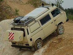 VW Syncro 4x4