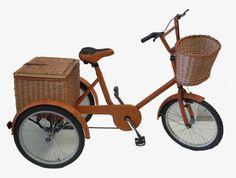 Bicicleta forrada en cuero - Sol&Luna