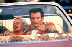 Then in 1993 came a movie written by. Quentin Tarantino and directed by Scott the wonderful TRUE ROMANCE