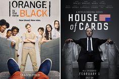 Netflix tv shows.