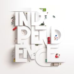 INDEPENDENCE on Behance