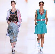 TNG 2014 Summer Womens Runway Collection - Fashion Rio - Rio de Janeiro Brazil Southern Hermisphere 2014 Verao Mulheres Desfile: Designer Denim Jeans Fashion: Season Collections, Runways, Lookbooks and Linesheets