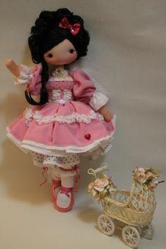 molde fidelina dolls - Pesquisa Google