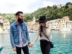 New Darlings in Portofino, Italy - Travel Style