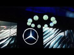 Mercedes-Benz Media Night - IAA 2015 - Ball Show - YouTube