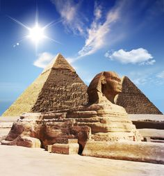 The Pyramids of Giza are undoubtedly destination that tourists traveling through Egypt simply must visit.
