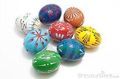 April - Egg Decor