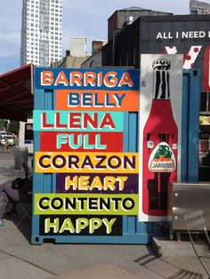 Spanish saying after eating