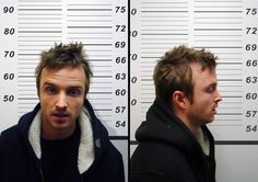 Big Jesse!!!  Breaking Bad Mugshots