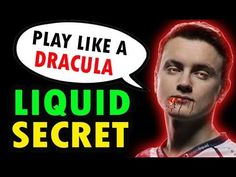 Miracle like a Dracula - Liquid vs Secret [Dota 2] SL Season 3
