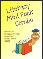 ($) Literacy Mini Packs from LauraCandler.com.  Get 9 different literacy titles for grades 3-6.  Topics include:  poetry, grammar, read aloud, grammar, and character studies.