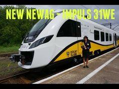 EMU IMPULS 31WE the Polish factory NEWAG - YouTube Emu, Trains, Polish, Youtube, Enamel, Manicure, Nail Polish, Nail, Youtube Movies