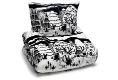 We have a great selection of bedroom items such as Moomin lamps and Moomin duvet covers in both black and white and color. Browse all Moomin bedroom products below. Kids Bed Linen, Bed Linen Sets, Linen Duvet, Double Duvet Covers, Single Duvet Cover, Duvet Cover Sets, Cover Pillow, Master Suite, Tove Jansson