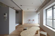 Renovación Interior en Tokyo,Courtesy of frontofficetokyo