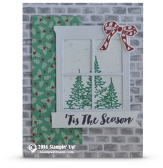 CARD: Tis the Season from Jar of Cheer | Stampin Up Demonstrator - Tami White…