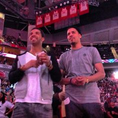 Drake and J Cole the both of them J Cole And Drake, Old Drake, Love My Man, Ludacris, Attractive People, Celebs, Celebrities, Editorial Photography, Photography Magazine