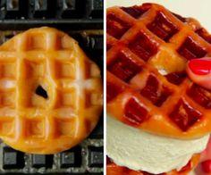 12 Waffle Maker Snacks That Won 2015