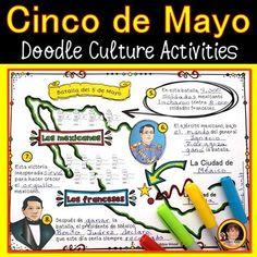Spanish Cinco de Mayo Multi-Level Unit