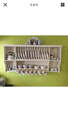 A personal favourite from my Etsy shop https://www.etsy.com/uk/listing/493459412/the-elizabeth-plate-rack