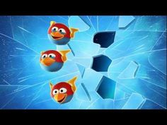 Blue Birds are back in Angry Birds Space on March 22 Angry Birds, Bird Wallpaper, Cartoon Wallpaper, Afro Samurai, Space Games, Wallpaper Downloads, Blue Bird, Kitsch, Hello Kitty