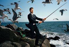 Hilarious Celebrity Portraits - My Modern Metropolis