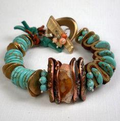 Dressing Your Truth Ideas Type 3: Jewelry Ideas~~Bracelets