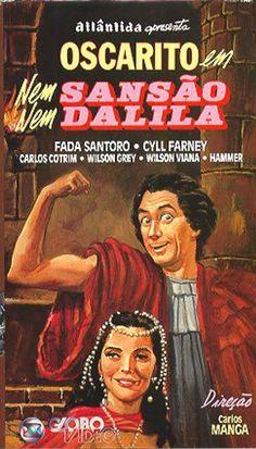 Oscarito , um gênio substimado! Nem Sansão Nem Dalila, 1955.