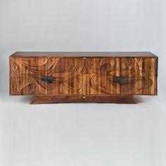 Tsunami Cabinet/Console by Michael Wilson.