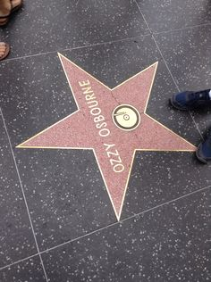 image result for hollywood walk of fame stars template hollywood