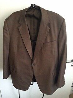 Handmade Blazer By Chris Georgiou Bespoke Tailor London Pale Orange, Bespoke Tailoring, Men's Accessories, Blazer Jacket, Online Price, London, Jackets, Handmade, Ebay