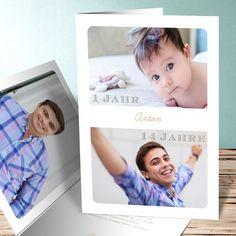 Einladungskarten Konfirmation - Konfirmationseinladungen selbst gestalten Polaroid Film, Kind, Paper, First Communion, Invitation Ideas