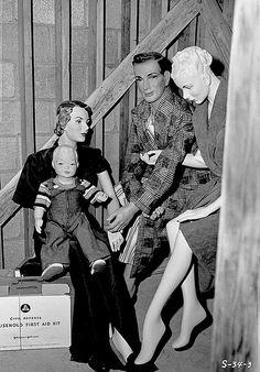 "1955 ""Operation Teapot"" atomic test dummies."