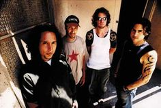 Screaming along to Rage Against The Machine ALWAYS puts me in a better mood.