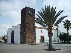 Iglesia de Nuestra Señora de la Candelaria (La Oliva) - Wikipedia, la enciclopedia libre