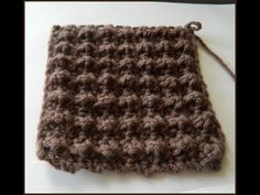 http://crochetpatterns09.blogspot.com/2015/02/crochet-video-how-to-do-cobble-stitch.html Go to the post above to see what the stitch pattern looks like when ...
