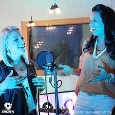 Pocket Show Rádio Rico's Gospel - Priscilla Alcântara - 11/12/2014