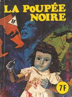 Série bleue (demi-bleue) et Hors-série (Elvifrance) -12- La poupée noire