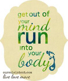 marathon training | run quote | running inspiration | motivation #oursoleintent #inspiredmovement #livelovemove