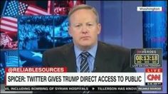 Sean Spicer Brutally Educates CNN's Alisyn Camerota On How To ...