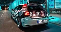 VW Golf 7 GTI Performance By Mac Audio Will Literally Rock You