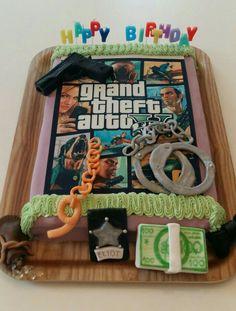 GTA-BIRTHDAY CAKE