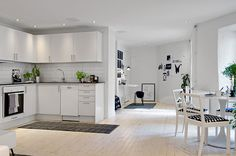 Beautiful - Comfy Small Apartment Exhaling Brightness in Gothenburg, Sweden